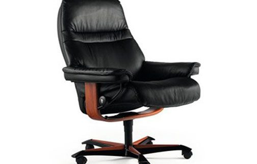 stressless sunrise office chair vizion furniture