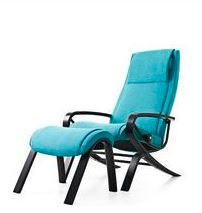 Stressless YOU James Woods Danish Modern Furinture design chair with footrest